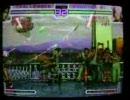 KOF2002対戦動画 Bruno VS Rafael(Yagami22) 2