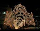 2008年神戸のルミナリエに行ってきた。
