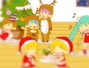 【VOCALOID全員】「スウィートメリークリスマス」オリジナル曲
