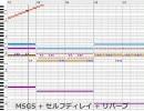 【MIDI】MSGSでとげとげタルめいろを再現しようとしたけど(ry...