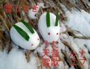 【UTAUカバー】雪うさぎ【ルナ・ユフ】