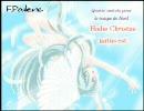プーランクの「今日キリストが生まれた」をボカロと合唱