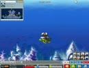 メイプルストーリー Lv167 キャプテン ラピッドファイア狩り。