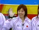 トリノ五輪 カーリング女子日本代表  アメリカ戦(2006年2月15日)選手紹介