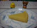 【O型女】チーズケーキを作ってみたよ!