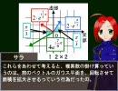 サラ中尉の数学講座「虚数って何?」(4) -1×(-1)=1の理由