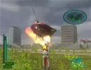 【THE 地球防衛軍2】参考にならないハデスト「絶対包囲」燃やして遊ぶ