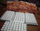 卵200個でホットケーキを作ってみた
