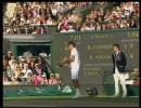 [Wimbledon 2008] R.フェデラー vs R.ナダル (12)