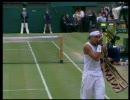 [Wimbledon 2008] R.フェデラー vs R.ナダル (14)