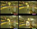 マリオカートwii 公式大会 1月後半大会 自分の記録を比較