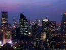 日本の超高層ビルとか街並みの画像