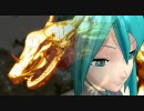 【初音ミク】Dragoon 3DCG image video