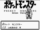 ●ポケモンバグまとめ【初代緑Ver.】
