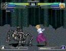 MUGEN オメガ vs 赤い月(プレイヤー)