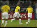 【伝説惨劇】06年西ドイツW杯 日本VSブラジル2/2【ヒデ批判】