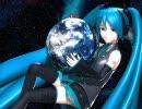 【初音ミク】binary star【3DPV】