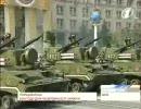 ウクライナ独立記念日パレード 3