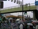 杭全神社 夏祭り 2007 流町、野堂北地車