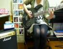 143cmの私がYngwie J.MalmsteenのRising Forceを演奏してみた