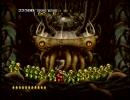 メタルスラッグ3のオマケゲーム「UFO母船突入作戦」