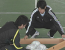【Football】内田篤人—ビリヤード