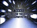 access Hung Me For The Distance(preservative mix)  ピッチ上げVer