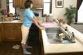 キッチンエクササイズ2