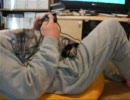 【レオ★ララ】 ゲーム中に甘える猫