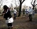 【花見】ドアラリアット踊ってみた。【オフ】 thumbnail