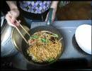 【料理】春キャベツでおいしい焼きそば作
