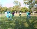 踊ってみた)第二回熊本城オフ『バラライカ(やらないか)』