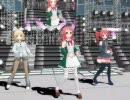 【MMD】モモテトリンで GO MY WAY!!