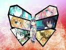【7人】 虹色蝶々 【合唱】