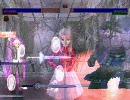 MUGEN Fate 英雄王ギルガメッシュ vs バーサーカー