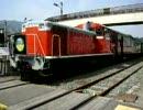 2009年5月2日「いいやま菜の花まつり」号戸狩野沢温泉駅入線