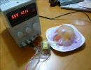 【料理祭出品作】低温プラズマで輝くデザートを作ってみた thumbnail