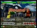 バーチャ4 格闘新世紀III 板橋ザンギエフ(SH) vs 調布K・Kサラ(LA)