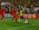 2002W杯トルコ代表のワーワーディフェンス