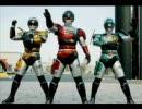 忙しい人のためのレスキューポリス3部作メタルヒーロー