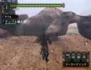 【MHP2G】なんとなくモンハンチート実況プレイ