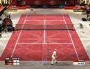 Virtua tennis (パワースマッシュ) 3 PC版 HassでVery Hardをクリアしてみた 2