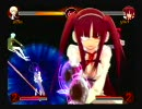 【MKV】シルフィオ(ロシ)vs百合、タマラ