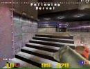 フリーFPS QuakeLive(Quake3) 実況Kanekon 20050731 Serval vs Kikuji 1/4