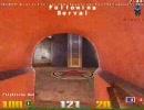 フリーFPS QuakeLive(Quake3) 実況Kanekon 20050731 Serval vs Kikuji 2/4