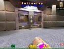 フリーFPS QuakeLive(Quake3) 実況Kanekon 20050731 決勝戦 Hawk vs Serval 1/4