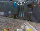 フリーFPS QuakeLive(Quake3) 実況Kanekon 20050904 Serval vs Yuuki 2/3