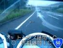 H11-2 ホーネットで210km/h佐野ラーメンツーリング