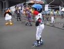 20090603燕太郎vs東京ドロンパ ダンス対決