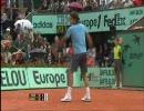 全仏オープン2009 男子単決勝ハイライト